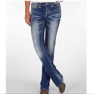 BIG STAR | Maddie Boot Cut Jeans 30/28